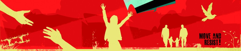 moveandresist - Aktionsplenum gegen Ausgrenzung und Abschiebung